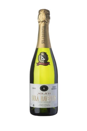 <strong>Sola II 2017</strong> <br />Gran Reserva <br /> Brut Nature