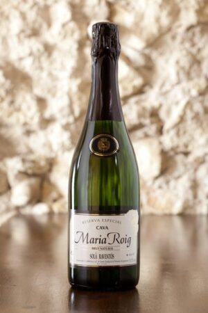 <strong>Maria Roig 2014</strong> <br />Brut Natural